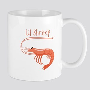 Lil Shrimp Mugs