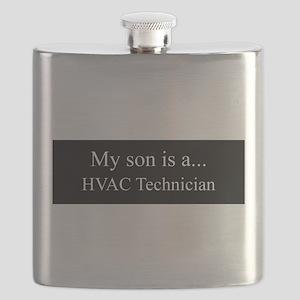 Son - HVAC Technician Flask