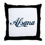 Afsana Throw Pillow