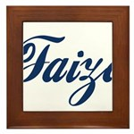 Faiza Framed Tile