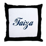 Faiza Throw Pillow