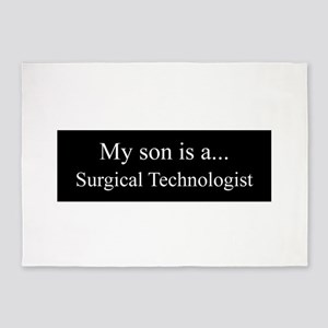 Son - Surgical Technologist 5'x7'Area Rug