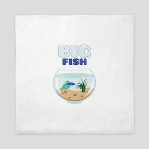 Big Fish Queen Duvet