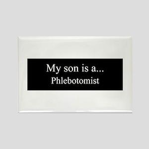 Son - Phlebotomist Magnets