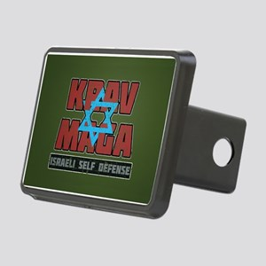 Israeli Krav Maga Magen David Hitch Cover