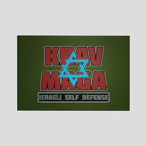 Israeli Krav Maga Magen David Magnets