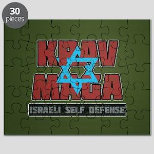 Israeli Krav Maga Magen David Puzzle