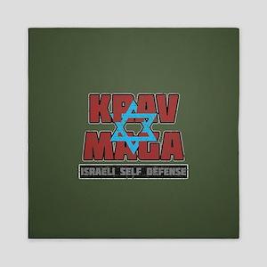 Israeli Krav Maga Magen David Queen Duvet