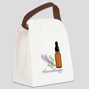 Aromathenapy Canvas Lunch Bag