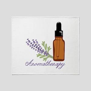 Aromathenapy Throw Blanket