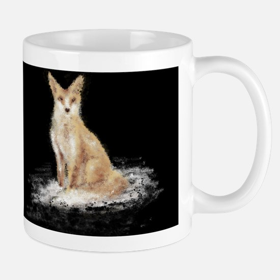 The Lonely Fox Mugs