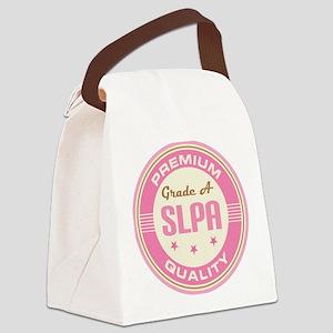 Speech Language Assistant Canvas Lunch Bag