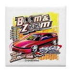 Boom & Zoom Tile Coaster