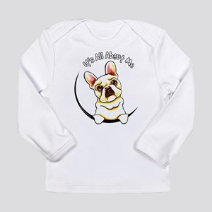 Fawn Frenchie IAAM Long Sleeve Infant T-Shirt