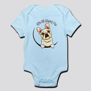 Fawn Frenchie IAAM Infant Bodysuit