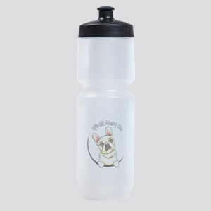 Fawn Frenchie IAAM Sports Bottle