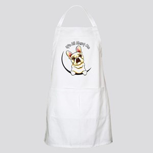 Fawn Frenchie IAAM Apron