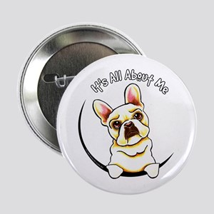 "Fawn Frenchie IAAM 2.25"" Button"