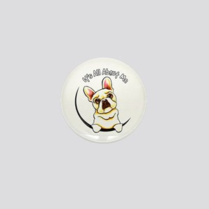 Fawn Frenchie IAAM Mini Button