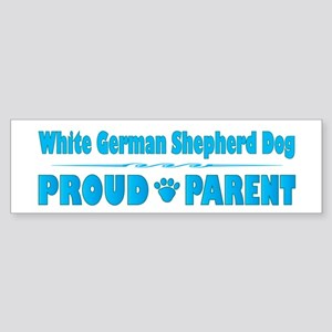 Shepherd Parent Bumper Sticker