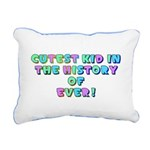 Cutest Rectangular Canvas Pillow