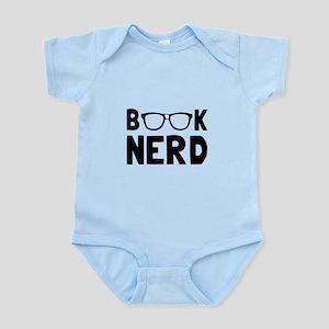 Book Nerd Body Suit