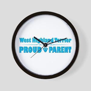 Westy Parent Wall Clock