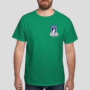 173rd Airborne CAB Dark T-Shirt