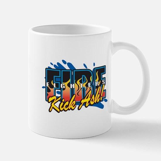 Firefighters Kick Ash! Mug