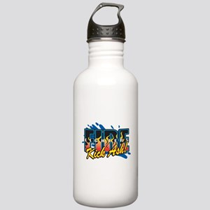 Firefighters Kick Ash! Stainless Water Bottle 1.0L