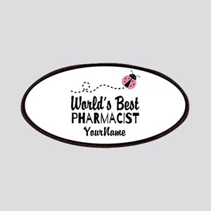 World's Best Pharmacist Patches