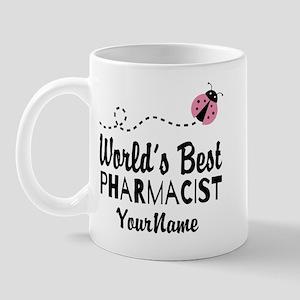 World's Best Pharmacist Mug Mugs