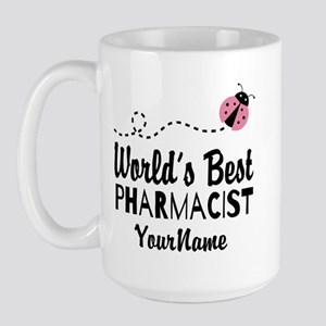 World's Best Pharmacist Large Mug Mugs