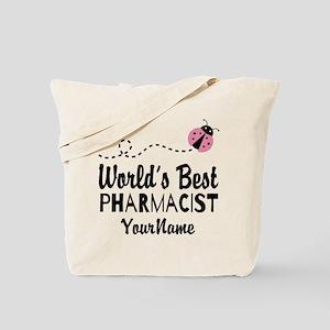 World's Best Pharmacist Tote Bag
