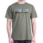 Support Cliven Bundy Dark T-Shirt