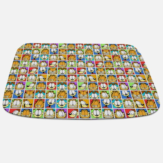 Garfield Face Time Bathmat