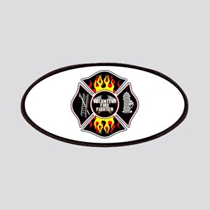Volunteer Firefighter Patches