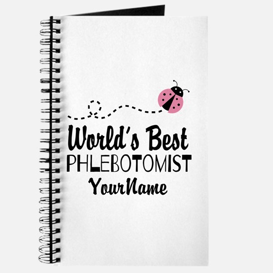 World's Best Phlebotomist Journal
