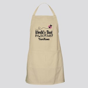 World's Best Phlebotomist Apron