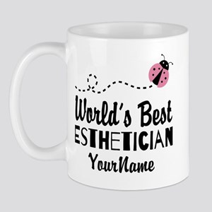 World's Best Esthetician Mug