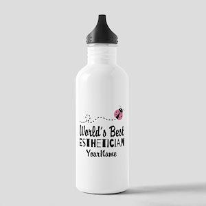 World's Best Esthetici Stainless Water Bottle 1.0L