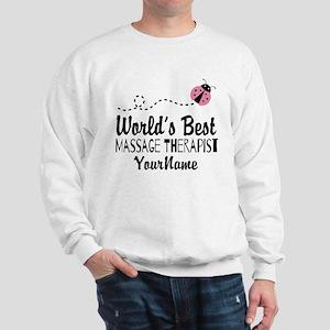 World's Best Massage Therapist Sweatshirt