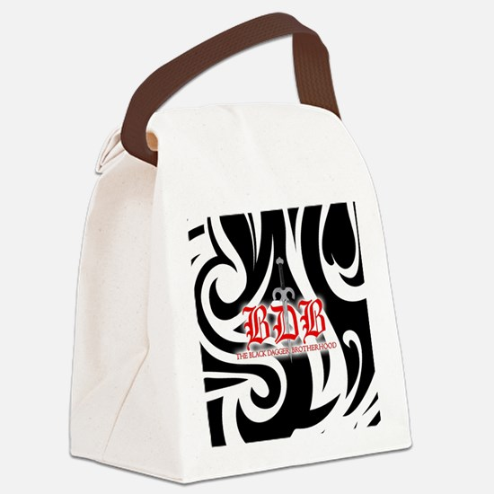 Bdb Canvas Lunch Bag