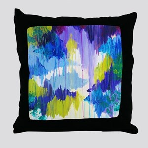 WinterDreaming Throw Pillow