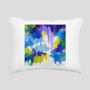WinterDreaming Rectangular Canvas Pillow
