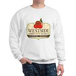 Westside Community Market Logo Sweatshirt