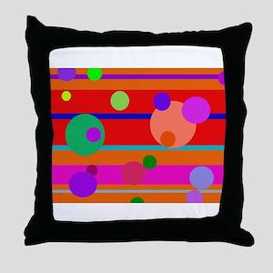 Toy Talk Throw Pillow