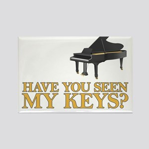 Have you seen my keys? Magnets