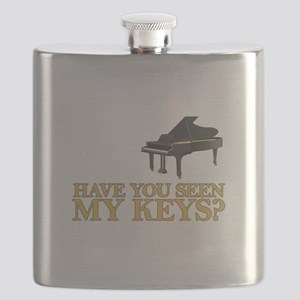 Have you seen my keys? Flask
