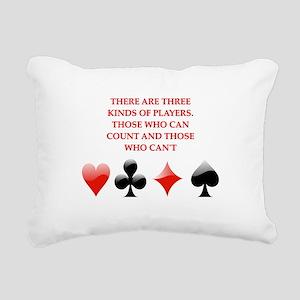 40 Rectangular Canvas Pillow